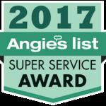 angie's list super service award 2017