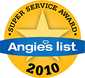 angie's list super service award 2010