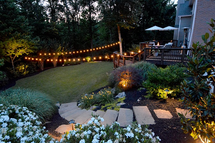 Types Of Outdoor Lighting For Your Georgia Landscape