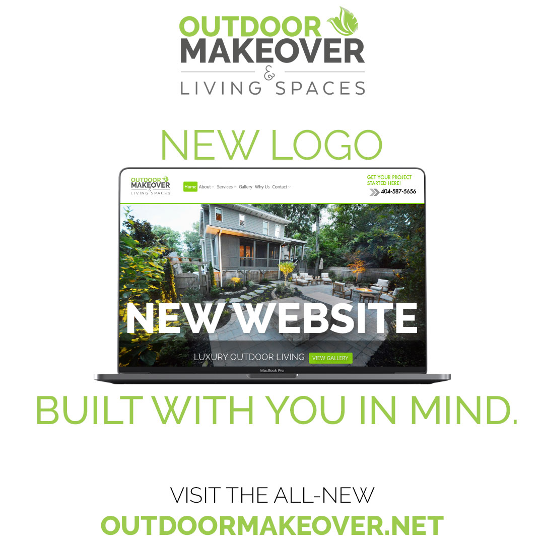 visit the new website for Outdoor Makeover & Living Spaces