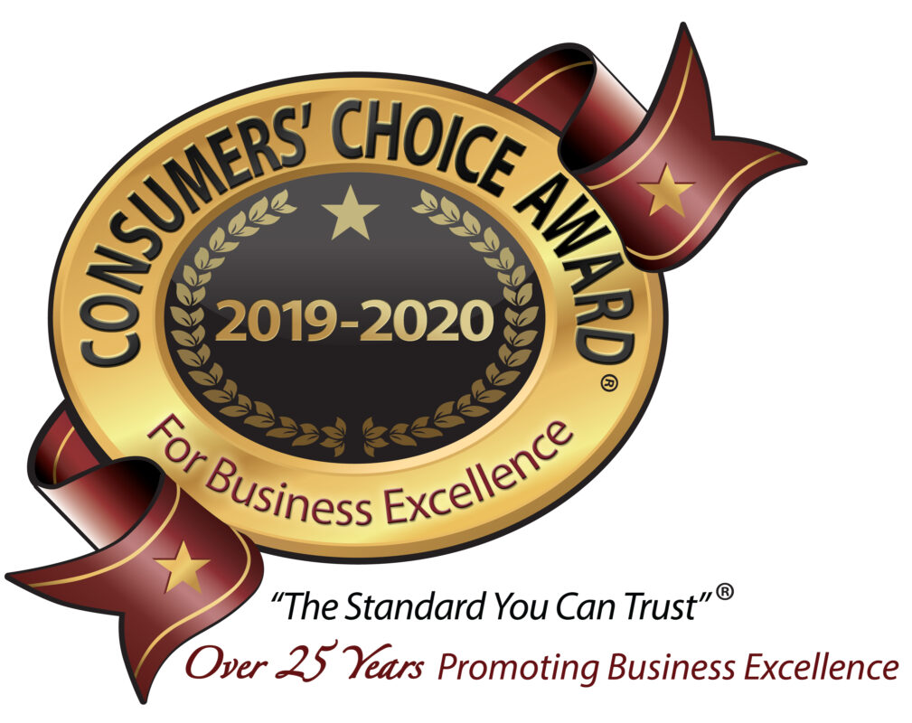 consumers choice 2019-2020 for business excellence