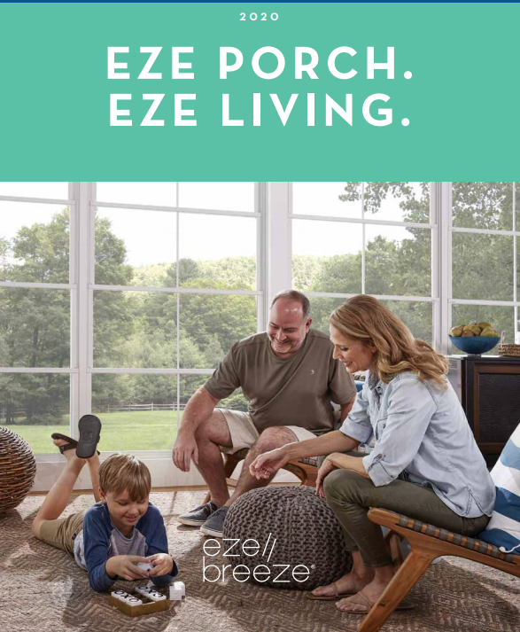 eze breeze product catalog