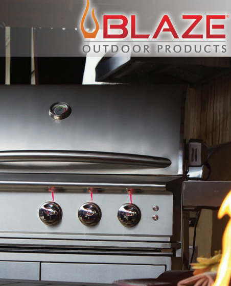 blaze outdoor products catalog