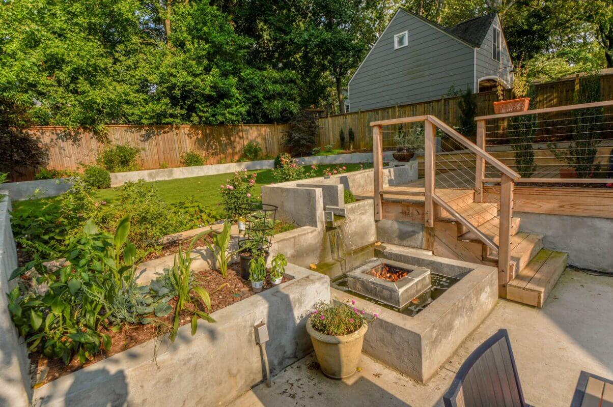 licensed landscape architect design